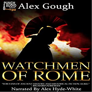 Watchmen of Rome Hörbuch