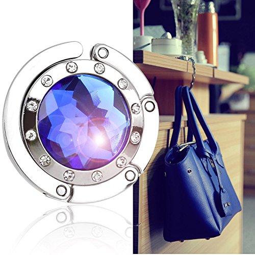 bingsaler-folding-section-diamond-handbag-blue-sapphire-crystal-purse-hook-hanger-holder