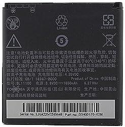Original Fing (TM) Full Backup / Full Cell Battery 1650mAh BL11100 For HTC Desire U / Desire V / Desire VC / Desire VT / Desire 300 / Desire301 / T327D / T327T / T327W / T328D / T328E / T328T / T328W / T329D / T329T / T329W