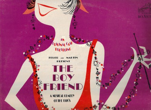 The Boy Friend (Original Cast Recording) [VINYL LP] by Sandy Wilson, Julie Andrews, Ann Wakjefield and Ruth Altman