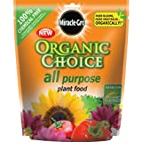 Miracle Gro organic Choice All Purpose Plant Food