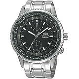 ORIENT (オリエント) 腕時計 KING MASTER キングマスター ワールドタイム WZ0041FA メンズ
