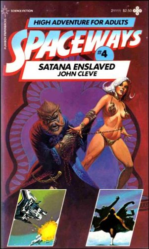 Satana Enslaved (Spaceways Series)