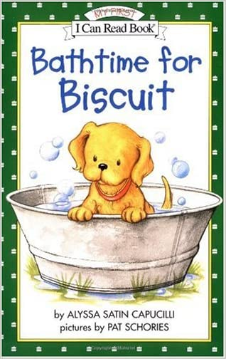Bathtime for Biscuit | The Dohls - Life and Times of Keith ...