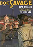 Dust of Death/The Stone Man (Doc Savage (Nostalgia Ventures)) (1932806776) by Davis, Harold A.