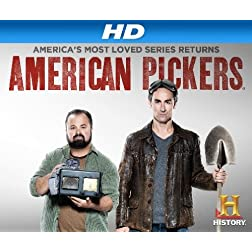 American Pickers Season 4 [HD]