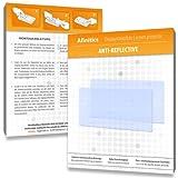 2 x Afinitics Anti-Reflective Screen Protector for Garmin zumo 350LM / 350-LM - PREMIUM QUALITY (non-reflecting, hard-coated, bubble free application)
