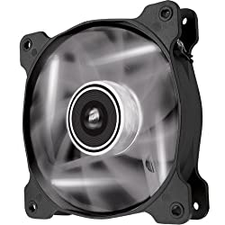 Corsair Air Series Af120 Led White Quiet Edition High Airflow 120Mm Fan . Twin Pack . 1 X 4.72 . 1500 Rpm . Sleeve Bearing . Plastic Product Type: Accessories/Processor/Case Fans
