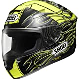 Shoei Vermeulen 5 X-Twelve Sports Bike Motorcycle Helmet – TC-3 / Large