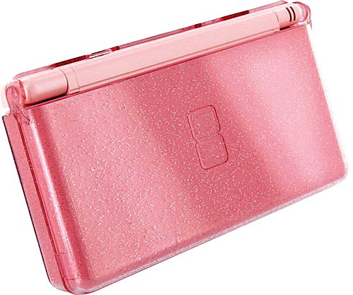 Venom Licensed Pink Glitter Case Protector for DS Lite (Nintendo DS)