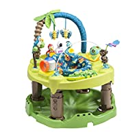Evenflo Exersaucer Triple Fun Stationary Jumper by Evenflo