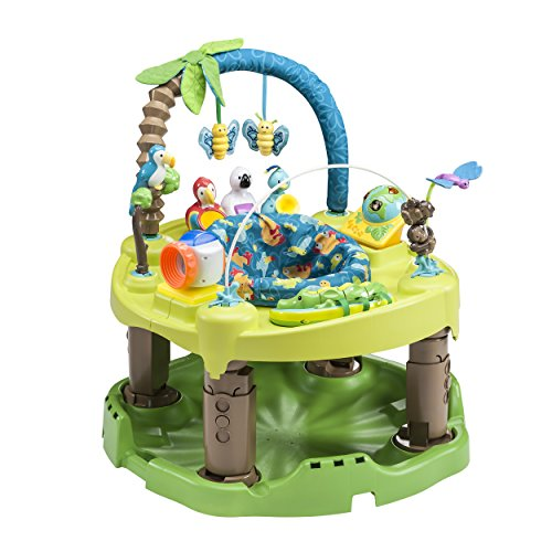 Evenflo Exersaucer Triple Fun Active Learning Center, Life in the Amazon (Amazon Frustration Free compare prices)