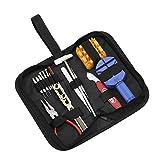 eSecure - 16 Teile Uhr Werkzeug Reparatur Set Pin &
