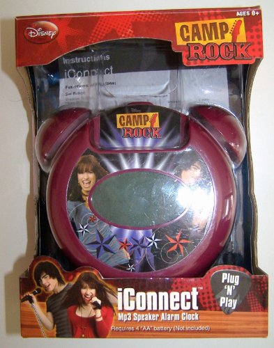 Disney Camp Rock Mp3 Player