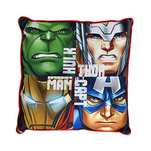 The Avengers Cuscino Pillow Reversible Shield 40 x 40 cm Character World