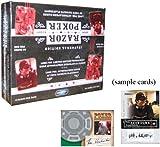 Razor Poker Inaugural Edition Trading Cards Box - 24p6c