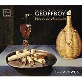 Geoffroy: Pieces de clavessin