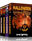 img - for HALLOWEEN BOOK BUNDLE (4 Books in 1): Spooky Stories for Kids and Halloween Jokes (Spooky Halloween Stories 2) book / textbook / text book