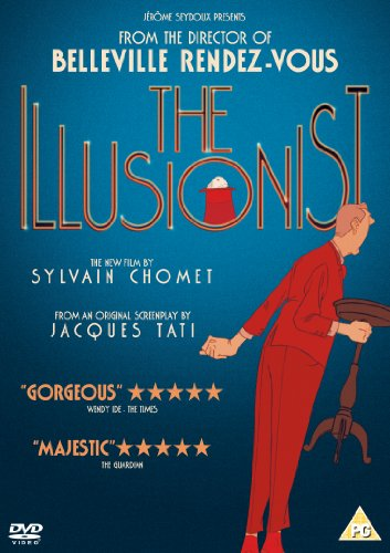 The Illusionist IMPORT Anglais IMPORT Dvd Edition simple