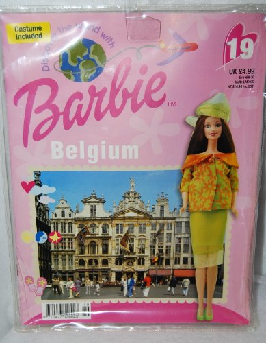 Discover the World with Barbie - Belgium - 1