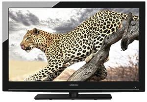 Medion Life P12090 80 cm (32 Zoll) LED-Backlight- LCD Fernseher, EEK B (DVD-Player, HD-Ready, Triple Tuner DVB-T/C/S2, CI+) schwarz