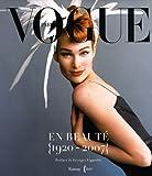 echange, troc Caroline Levesque, Collectif - Vogue en beauté (1920-2007)