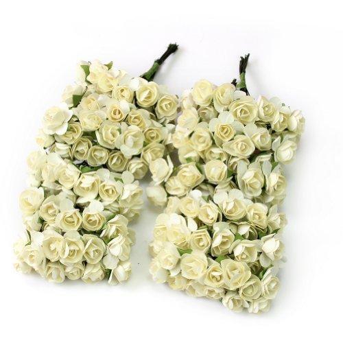 144x-mini-elegantes-flor-rosas-artificiales-de-papel-hechas-a-mano-diy-artesania