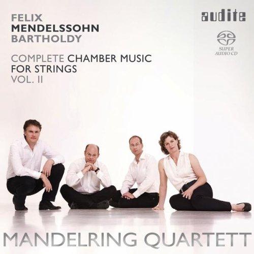 Mandelring Quartet - Complete Chamber Music for Strings 2 (Hybrid SACD)