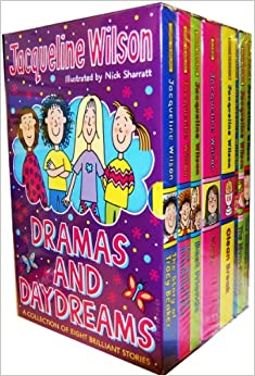 Jacqueline Wilson 8 Book Dramas and Daydreams Collection: The Suitcase