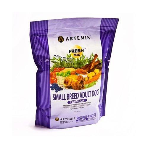 ARTEMIS 133042 Fresh Mix Small Breed Adult Food, 15-Pound artemis hb