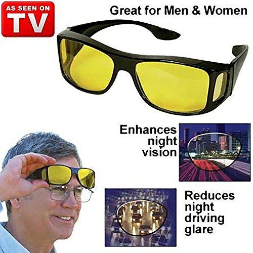 b53a6a795872 HD Night Vision Wraparounds Wrap Around Glasses Amazon Price: $19.99 $5.65  Buy Now (price as of Sep 17, 2015)