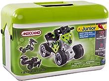 Comprar Meccano - Junior Easy Toolbox, juego de construcción (Bizak 61921765)