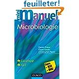 Mini Manuel de Microbiologie - Cours et QCM/QROC
