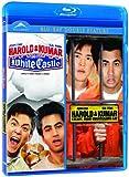 Harold & Kumar: Unrated Double Feature (Harold & Kumar Go to White Castle / Harold & Kumar Escape from Guantanamo Bay) [Blu-ray]