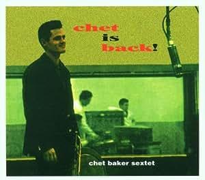 Chet Is Back! - Digipack
