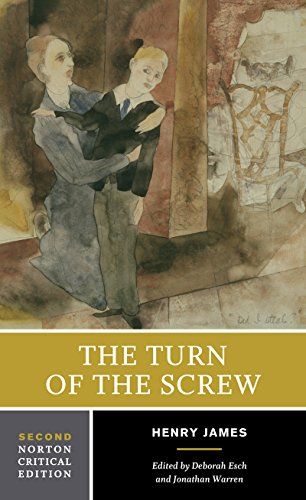 Turn Of The Screw Essay Thesis