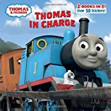 Thomas In Charge/Sodor's Steamworks (Thomas & Friends) (Deluxe Pictureback)