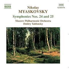 Symphonies 24 & 25