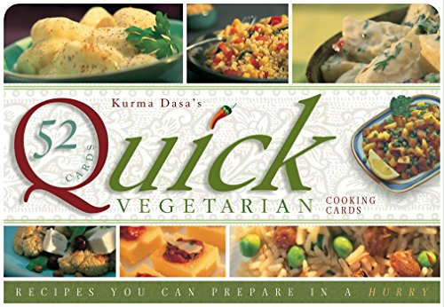 Quick vegatarian cards: Recipes You Can Prepare in a Hurry