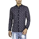 Mayank modi Blue Printed shirt