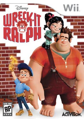 Wreck-It Ralph - Nintendo Wii - 1