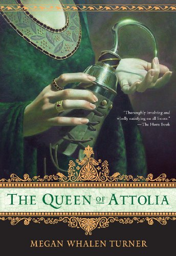 Image of The Queen of Attolia