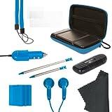 Nintendo 3DS 13-In-1 Gamer Pack - Blue