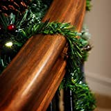 GarlandTies - 20 pack - Noble Fir - 14 inch ~ Haute Decor