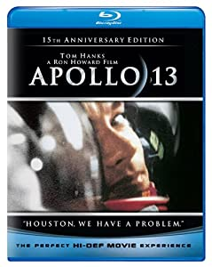 Apollo 13 (15th Anniversary Edition) [Blu-ray] (Bilingual)