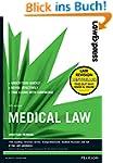 Law Express: Medical Law (Revision Gu...