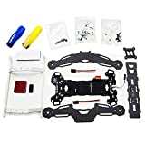 Tarot 250 Shutter Rack FPV Racer 250mm Size Mini Racing Quadcopter Carbon Fiber Frame for FPV w/PCD Board TL250A