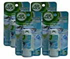 Airwick Freshmatic Compact i-Motion Automatic Spray Refills, Fresh Waters Fragrance .8 Ounce (Pack of 4)