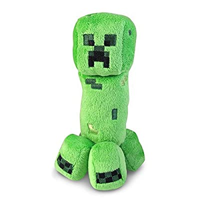 "Minecraft large 11"" Creeper Plush from YOKKI"