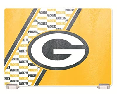 NFL Green Bay Packers Glass Cutting Board